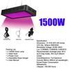 1500W SMD3030 LED crece la luz