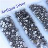 Старинное серебро