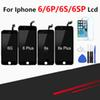 Retail Top Quality Touch Screen For iPhone 6 6 Plus 6s 6s Plus LCD Display Pantalla Assembly Digitizer Replacement + Free Tools