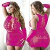 sexy vestido rosa
