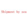 Shipment by sea