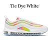 Tie Dye White 36-40