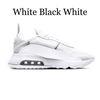 White Black White