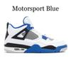 Motorsport blue