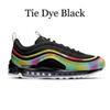 Tie Dye Black