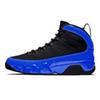 9 siyah mavi