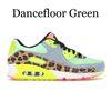 Dancefloor Green 36-40