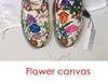 Çiçek tuval