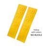 Gelb ohne Schnalle