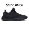 Statik siyah