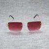 lente roja