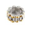 Gold-Silber-Ring 8 #