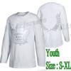 화이트 청소년 사이즈 S-XL을 선택합니다