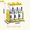 Three cylinder110V