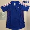 Fransa 2002 Retro