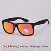 black/orange polarized