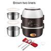 براون 2 أدوات المائدة الصين 220V
