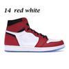 14 kırmızı beyaz