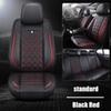 rouge standard noir