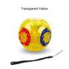 Amarelo transparente