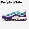 Фиолетовый белый