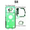 S8 Siyah yapıştırıcı