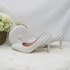 Zapato y bolsa de 7 cm