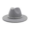 Açık Gri Şapka