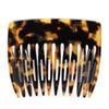 Leopardo pentear o cabelo 2