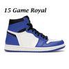 15 oyunu Kraliyet