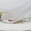 Zapato y bolsa de 5 cm