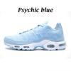 Psychic blau