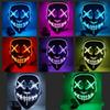 maschera LED di colore misto