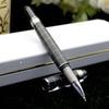 Um ++ caneta de rolo quadrado preto