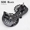 SD6 Black for eTap