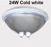 24W الباردة الأبيض لا عن بعد