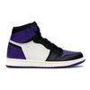 Cour violet violet