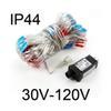 30V-120V IP44 * 3.3ft 6.5ft