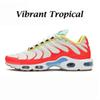 vibrant Tropical