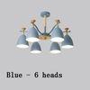 Blau 6