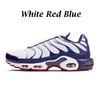 Weiß Rot Blau