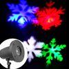 RGBW 눈송이 램프