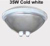 35W الباردة الأبيض لا عن بعد