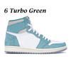 6 Turbo Yeşil
