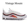 40-45 Mosaïque Vintage