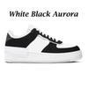 # 15 Beyaz Siyah Aurora 36-45
