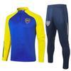 Boca 2021 blu con giallo