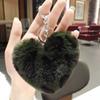 الحب الأخضر الكرة الشعر