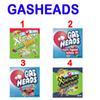 Mixte 600mg Gasheads