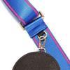 حزام الكتف الأزرق